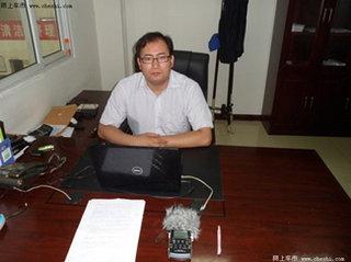沧州世盛长城4S店总经理