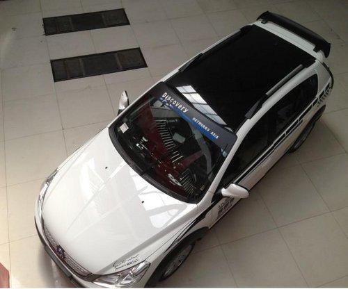 0东风风神suv_东风风神明年将推小型SUV预售8万元起