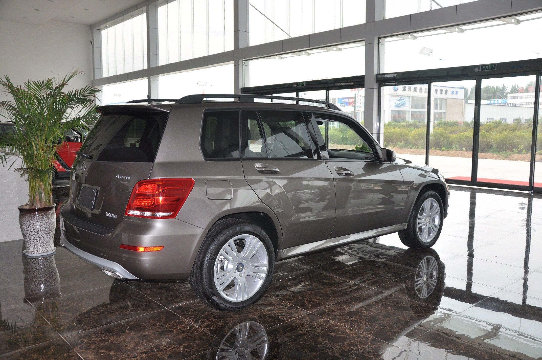 全能组合解析北京奔驰glk300有现车销售 高清图片