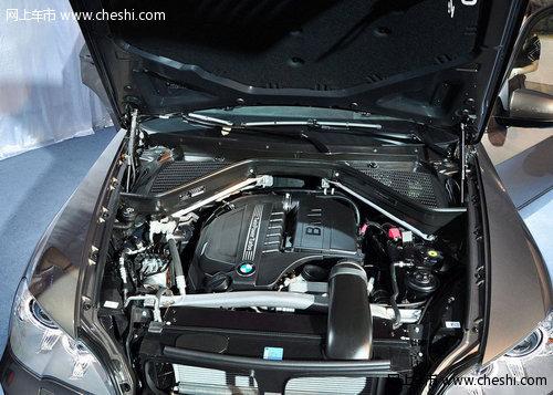 新款宝马X5天窗版  黑车黑内带导航61万