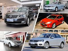 主流之选 2013上半年销量前五紧凑车推荐