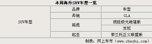 奔驰S级加长版新辉腾领衔 海外新闻汇总
