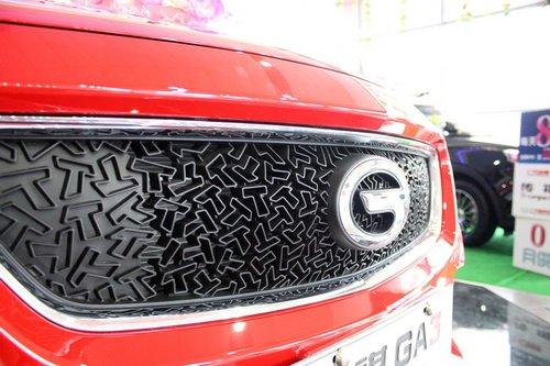 进步可圈可点 静态实拍广汽传祺新车GA3