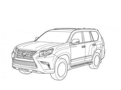 汽车设计图高清手绘