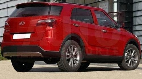 北现将推小SUV/代号GC 或2014年6月上市