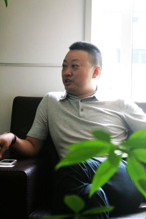 网上车市专访明友西物马自达总经理任骐