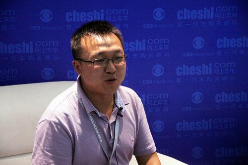 车市专访东风日产西南大区高级督导刘家俊