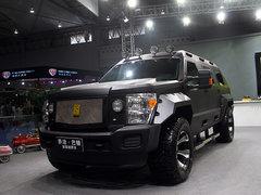 秒杀悍马/售360万 乔治巴顿超级SUV实拍