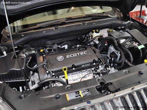 别克英朗GT黑色现车 综合优惠2.5万