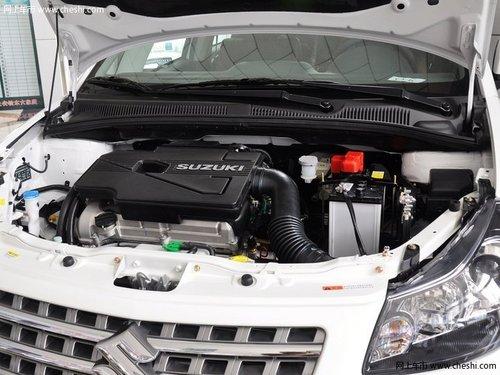铃木SX4最高优惠1.5万元 实用小型跨界车