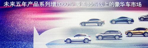 英菲尼迪Q50明年春季进口 四季度将国产
