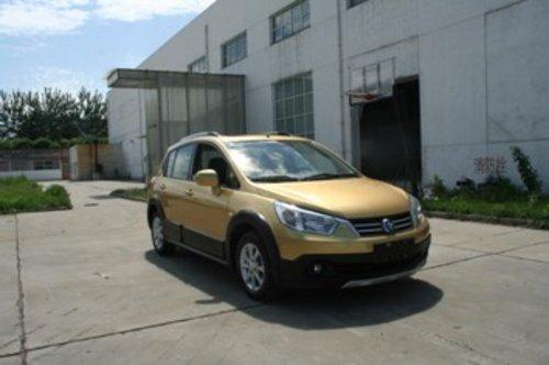 预计售价8-10万 启辰跨界新车年底上市