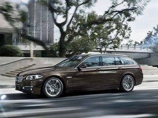 新BMW 5系旅行轿车已上市