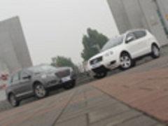 自主品牌SUV之争 哈弗H6对比全球鹰GX7