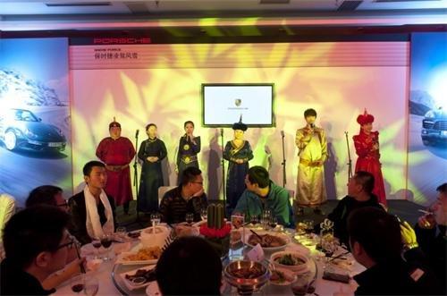 长春保时捷中心91150周年零售推广活动