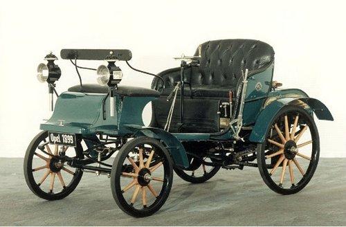 德国欧宝汽车 屹立荣耀之巅百年高清图片