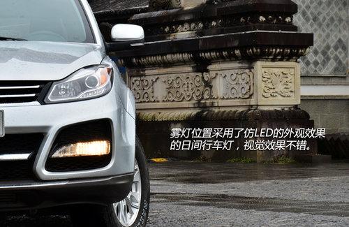 品质需提升 试江铃驭胜柴油自动两驱版