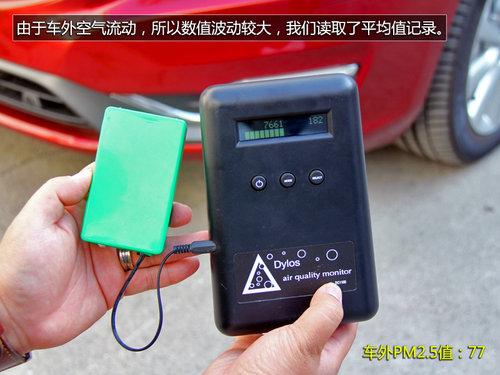 跟PM2.5说再见 实测空气清洁系统的功效