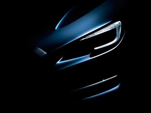 11月底亮相 斯巴鲁最新概念车预告图发布