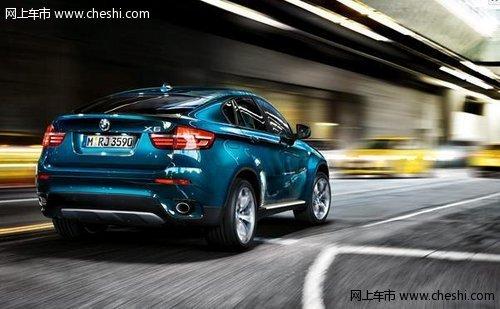 衢州宝驿:BMW X6 坚定不移的全速前进