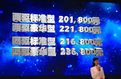 哈弗H8正式上市 售价在20.18至23.68万