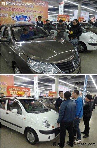 盛通宝骏汽车工业展览馆车展圆满落幕
