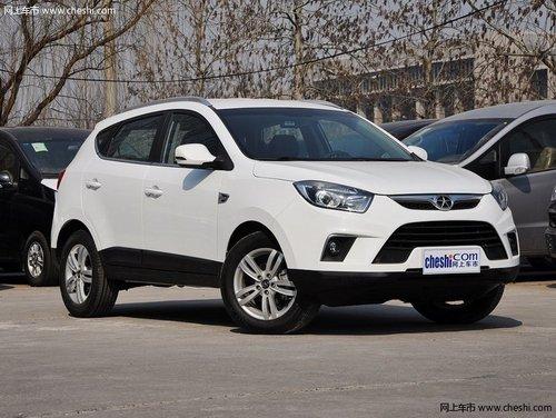 兴安盟江淮全新瑞风S5有现车 享2年0利率
