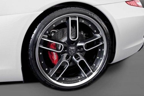 保时捷911敞篷版改装 外观更加运动豪华