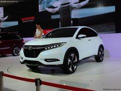 新小型SUV领衔 本田汽车2014年新车前瞻