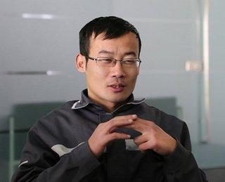 专访潍坊圣宝售后技师王涛
