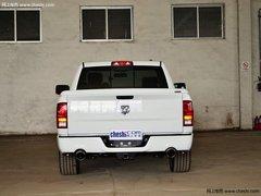 2014款道奇公羊皮卡现车  促销价61.8万
