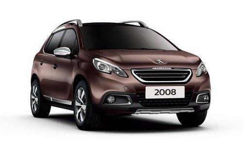 升蓝计划再出新车标致小型SUV登广州车展