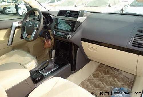 14款丰田普拉多2700  多种颜色任你选择