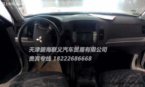 三菱帕杰罗V93 享质量保证原装进口越野
