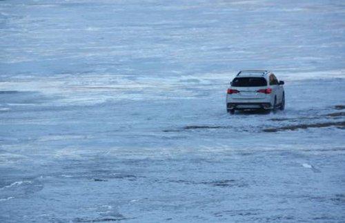 Acura(讴歌)甲根坝之旅——雪地里尽情撒野