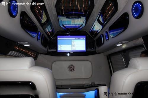 GMC商务之星 天津现车到店感受豪华房车