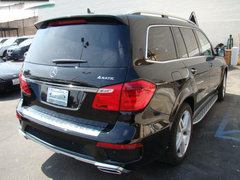 新款奔驰GL550顶配  黑车米内惊现178万