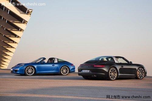 保时捷Targa新一代时尚经典车型全球首发