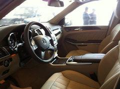 2014款奔驰GL350 冬日清新优惠年末特惠