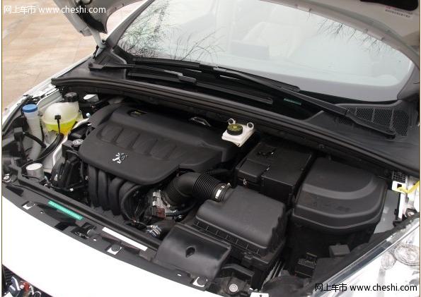 标致408 2.0发动机概况高清图片