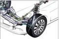 奔驰新C级底盘悬挂篇:W204平台的电子化升级