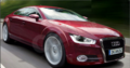 奥迪A7预计售40万 敞篷版提前曝光(图)