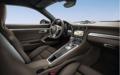 保时捷Carrera 4 Coupe/4S Cabriolet 内饰精细(图)