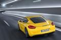 全面提升 加速性能提升保时捷发布新款Cayman跑车(图)