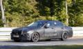 奔驰C63 AMG谍照 2014年发布/搭V8引擎