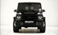 外观改款G63 AMG巴博斯版曝光 动力全面升级