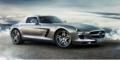 奔驰SLS级AMG动力