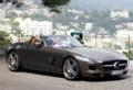 外观定型 2014年推出奔驰推SLS AMG高性能敞篷版
