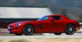 奔驰SLS级AMG性能介绍