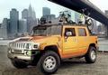 悍马H2皮卡现车促销  越野性能出色